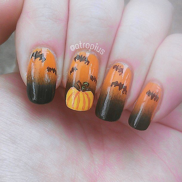 Spooky Pumpkin Patch