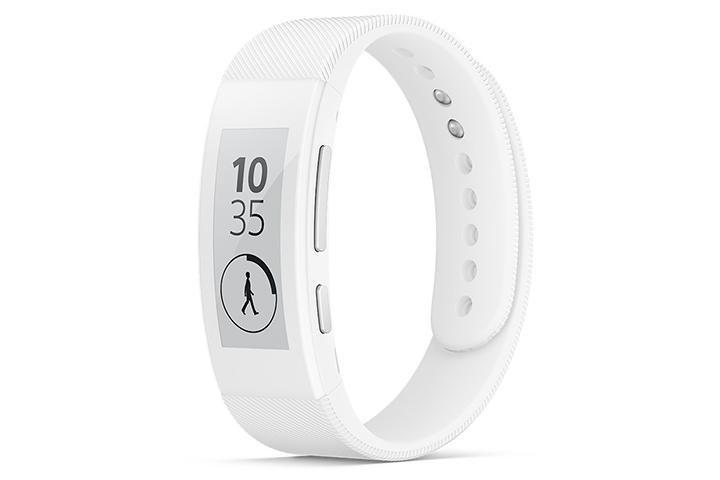 Фитнес-Трекер-Sony-SmartBand-Talk-SWR30-white