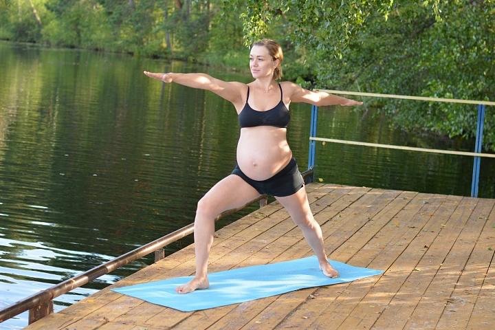 Гимнастика от отеков при беременности