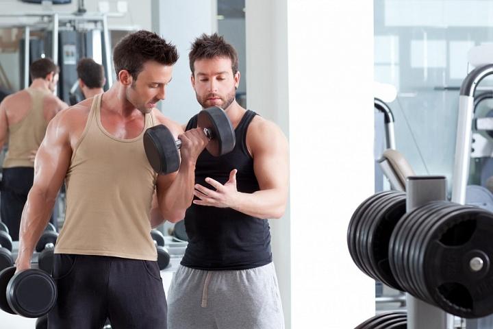 Получение балдежей как часть фитнеса